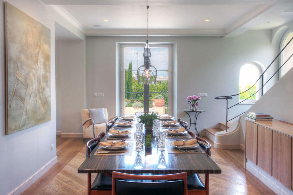 La Calado - Dinning room
