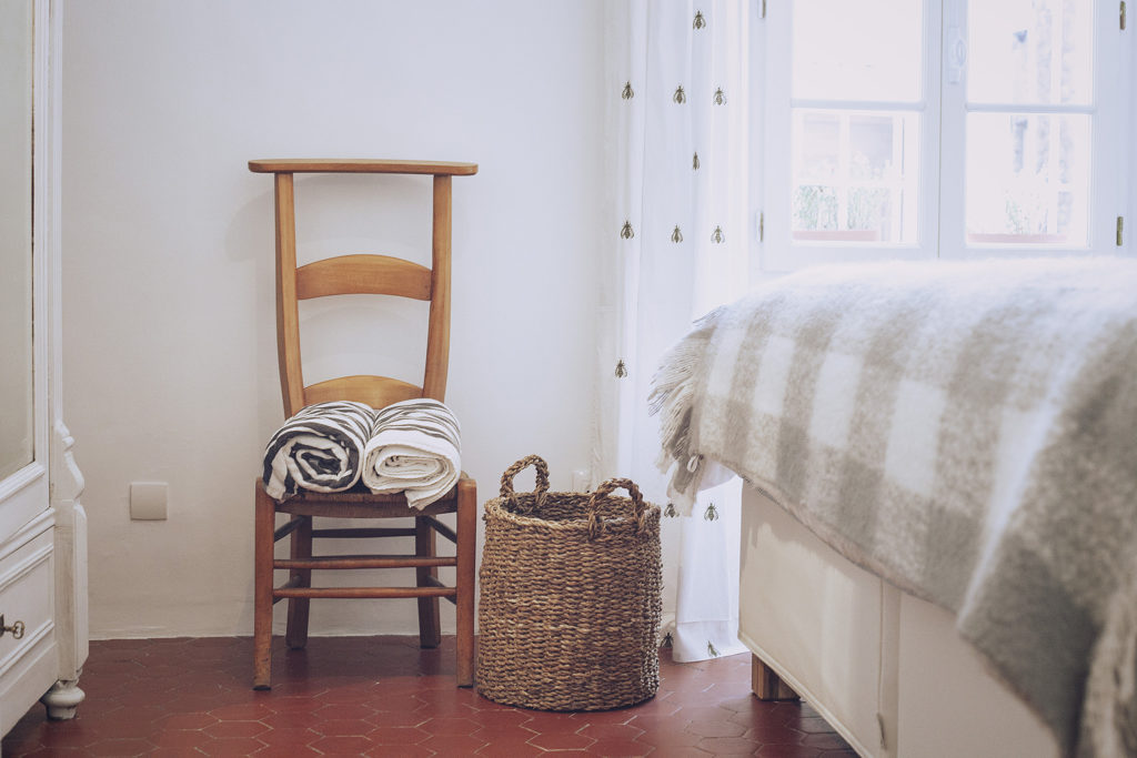 Porte de l'Orme - Luxury apartment - Bedroom