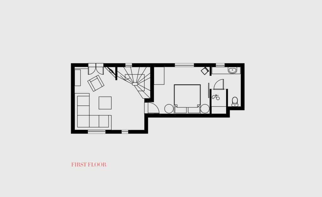 Maison Provencale - Luxury Villa - Floorplan