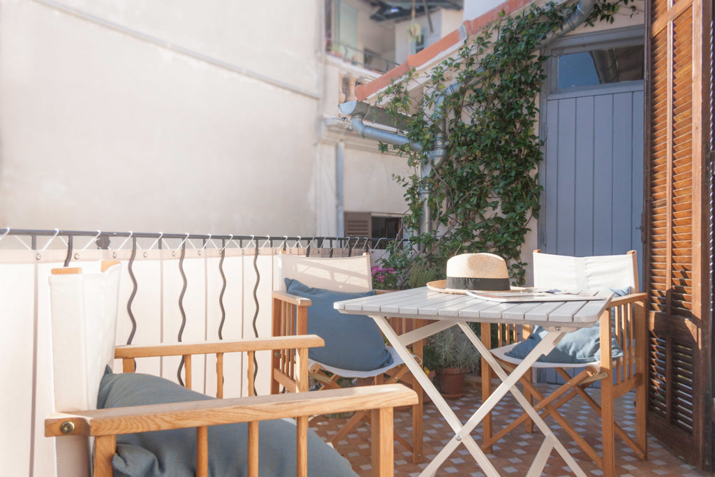 Antibes Rental - Maison du Village - Terrace