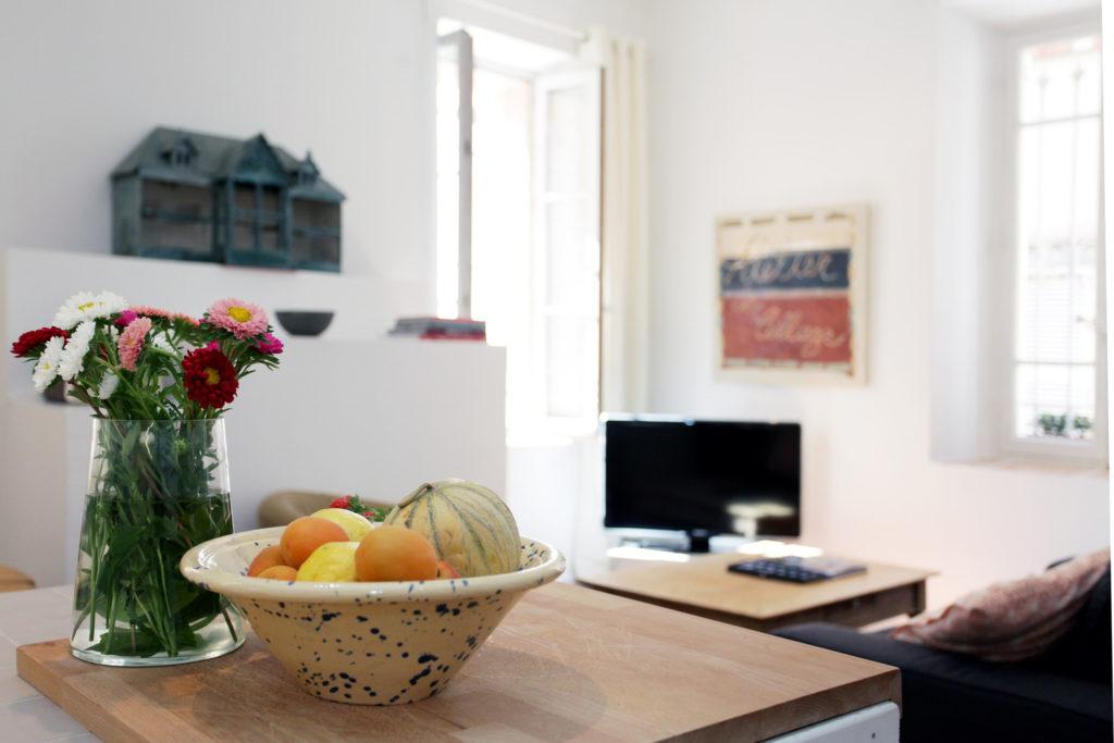 Porte de l'Orme - Luxury apartment - dining area
