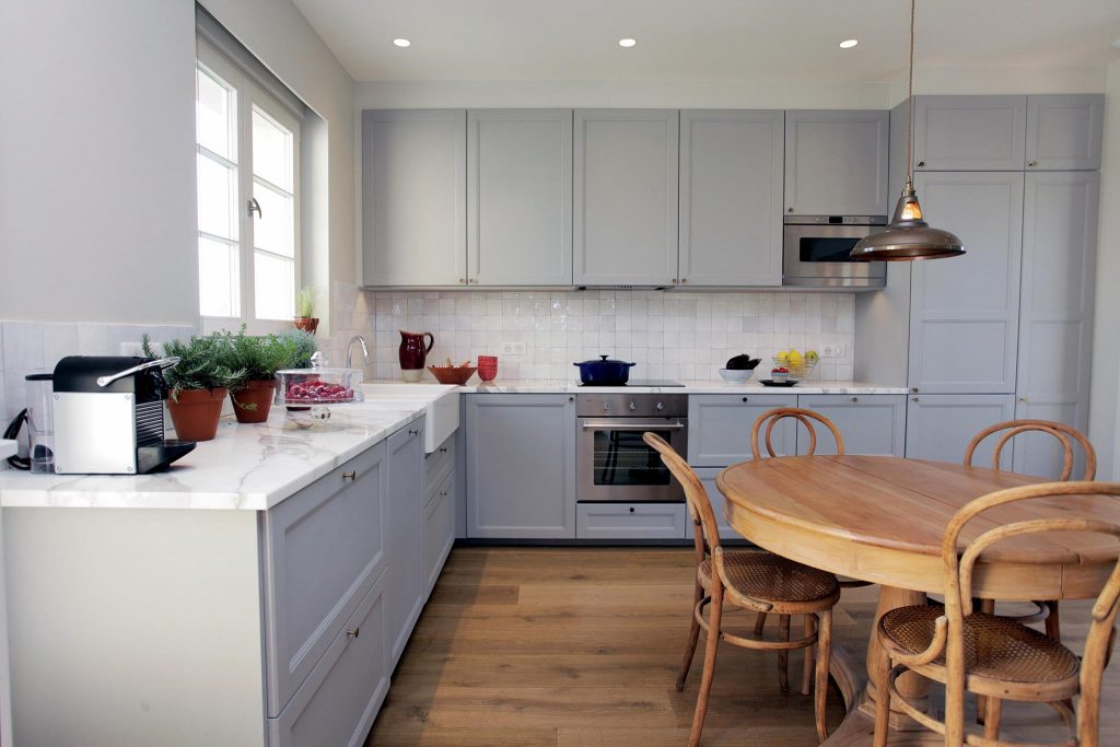 Maison Provencale - Luxury Villa - Kitchen
