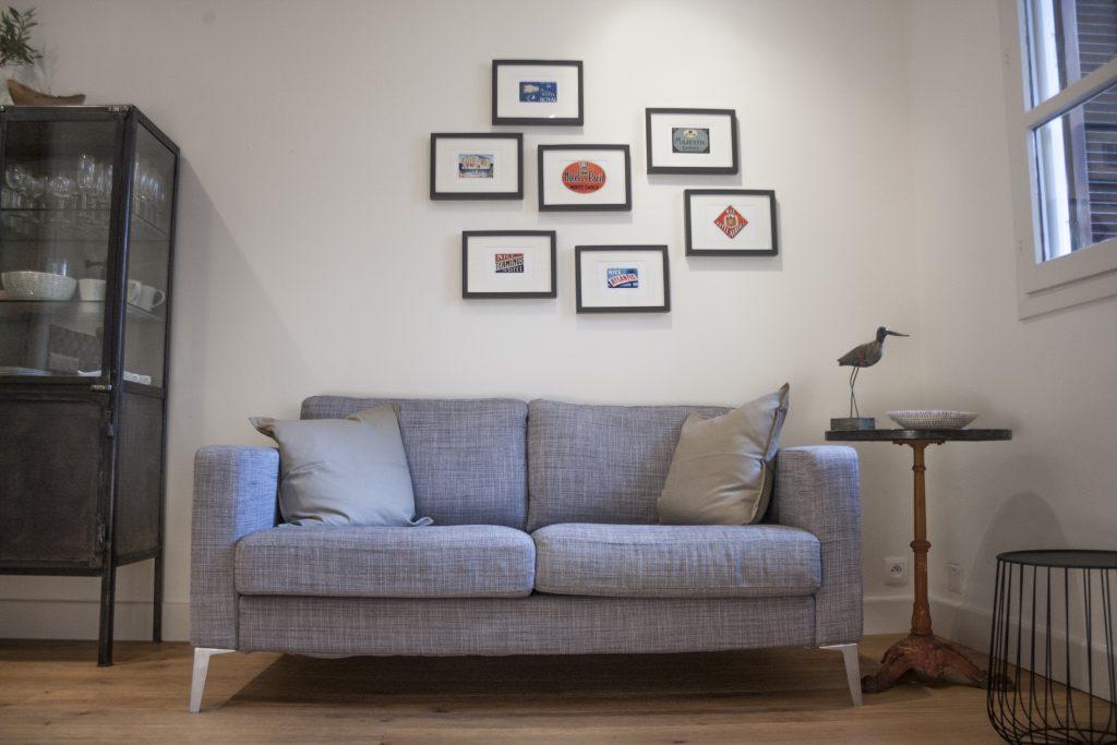 L'Atelier - Luxury apartment - Living room