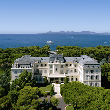 Hotels in Antibes