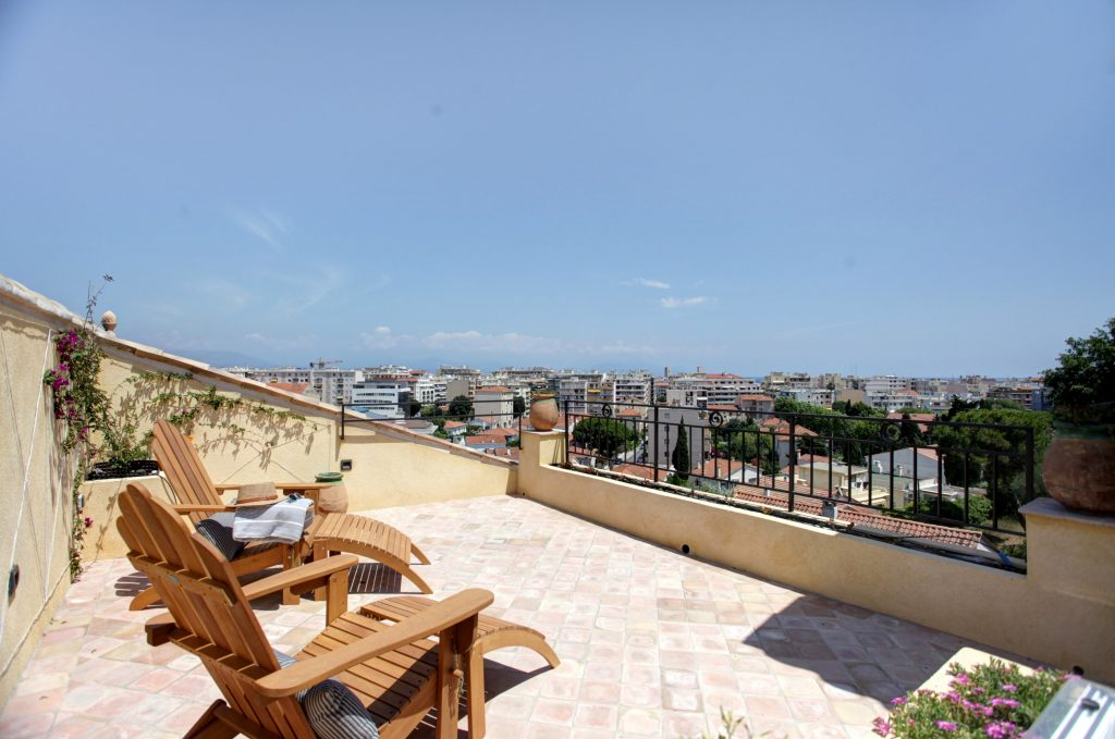 Maison Provencale - Luxury Villa - Rooftop Terrace