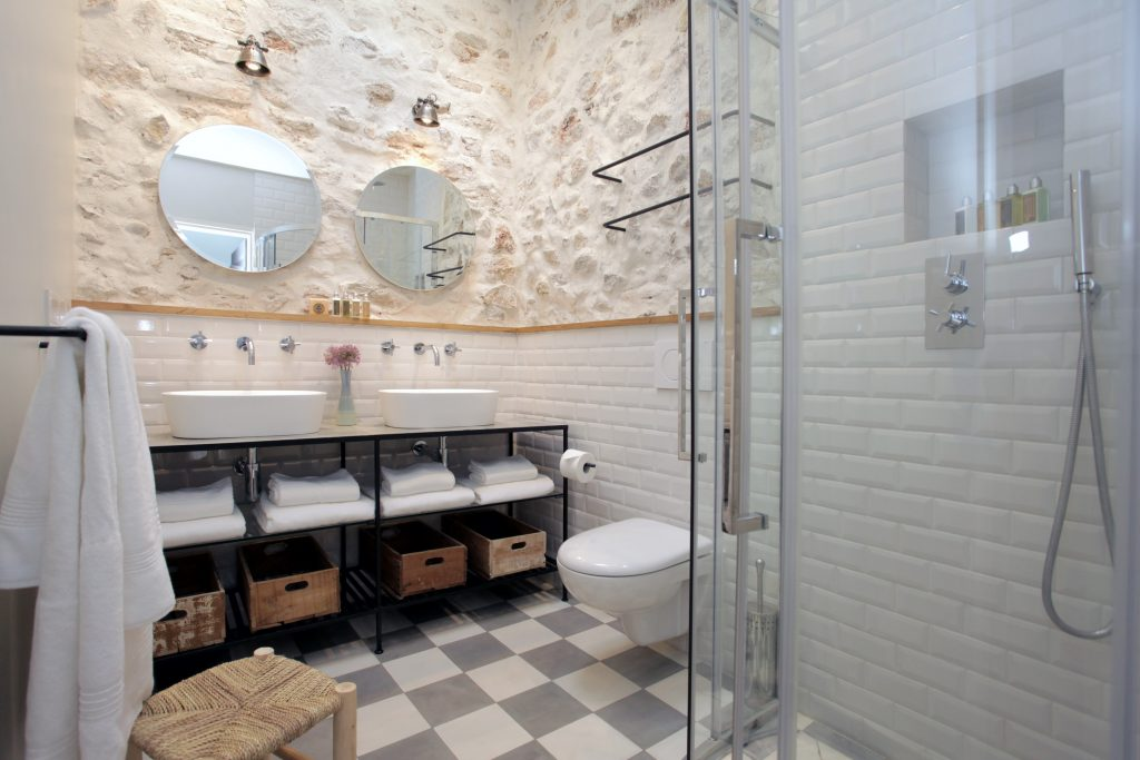 Maison du Bateau - Luxury apartment - Bathroom