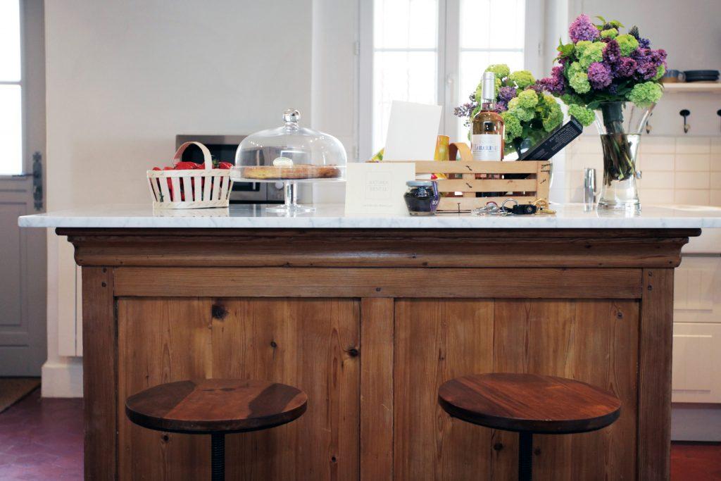 Maison du Bateau - Luxury apartment - Kitchen