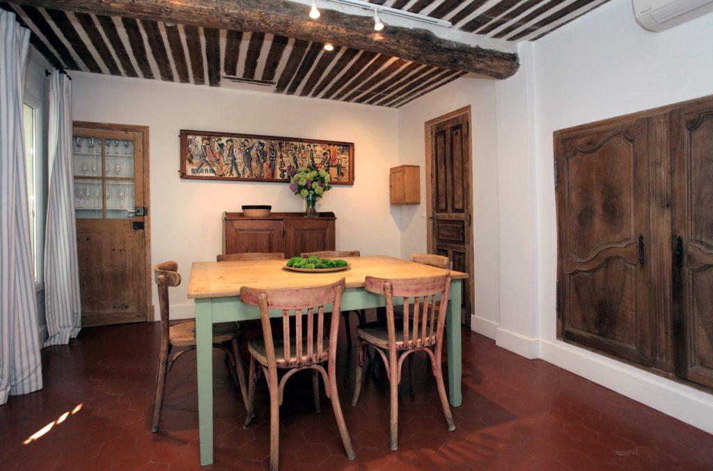 Maison du Bateau - Luxury apartment - Dinning room