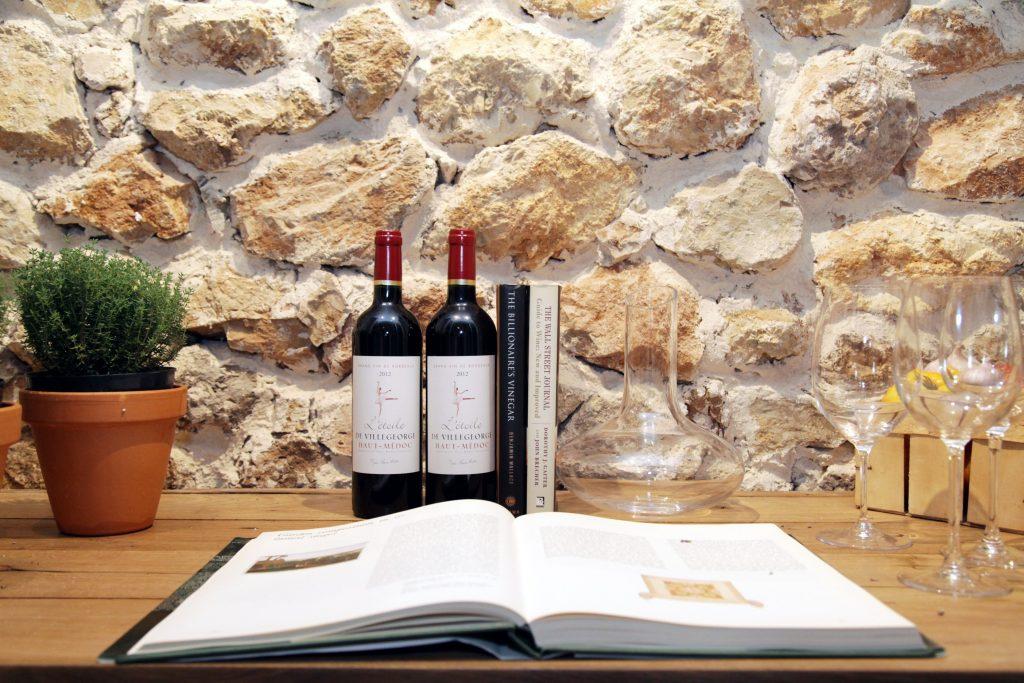 La Calado - Wine cellar