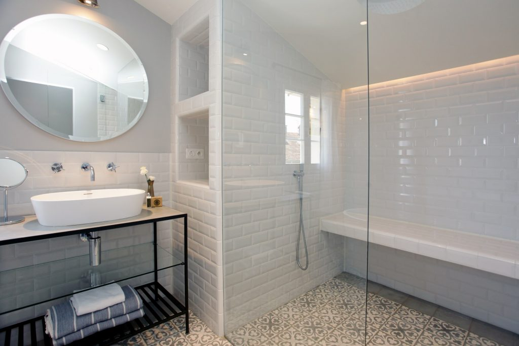 Maison Provencale - Luxury Villa - Bathroom