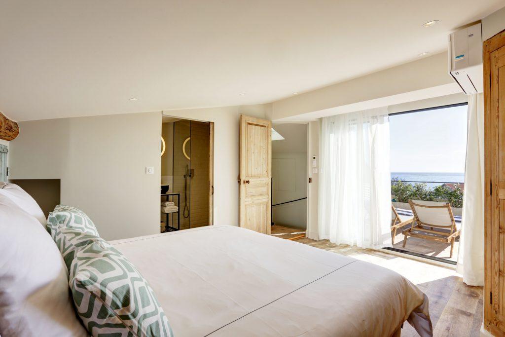 Antibes Rental - Clos des Vignes - Bedroom