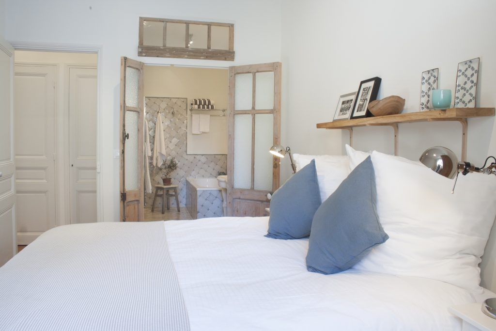 Antibes Rental - Maison du Village - Bedroom
