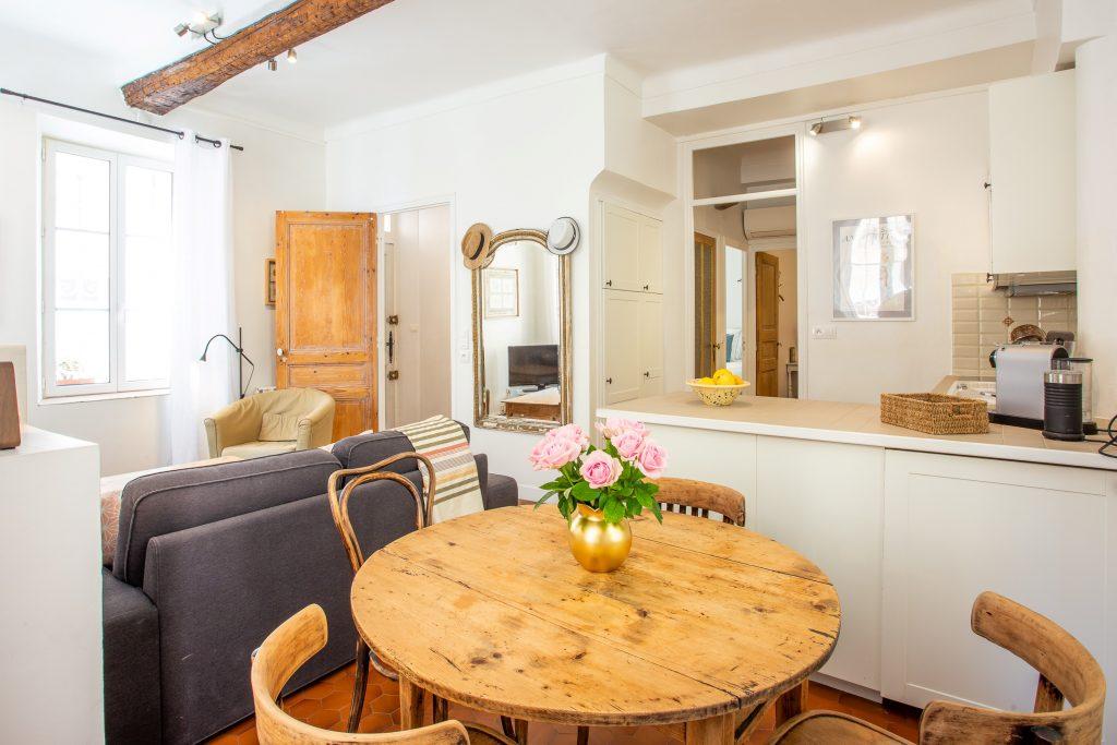 Porte de l'Orme - Luxury apartment - Living room