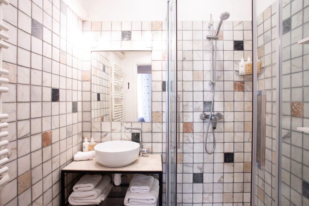 Porte de l'Orme - Luxury apartment - Bathroom