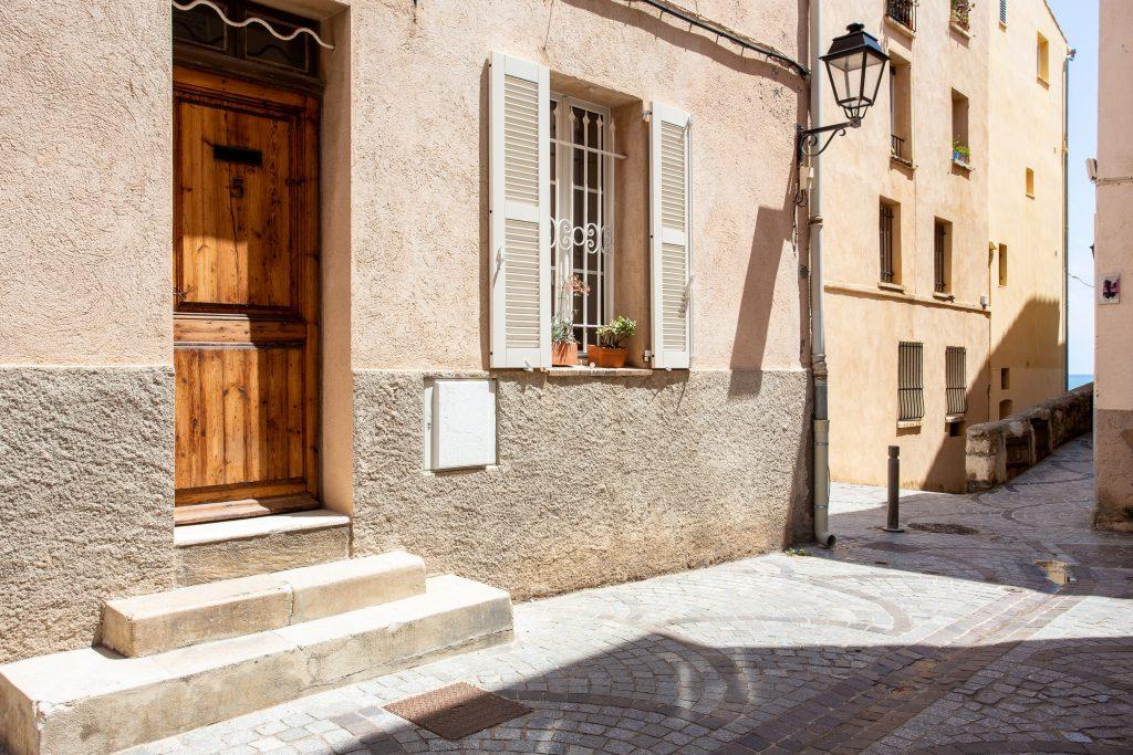 Porte de l'Orme - Luxury apartment - entrance