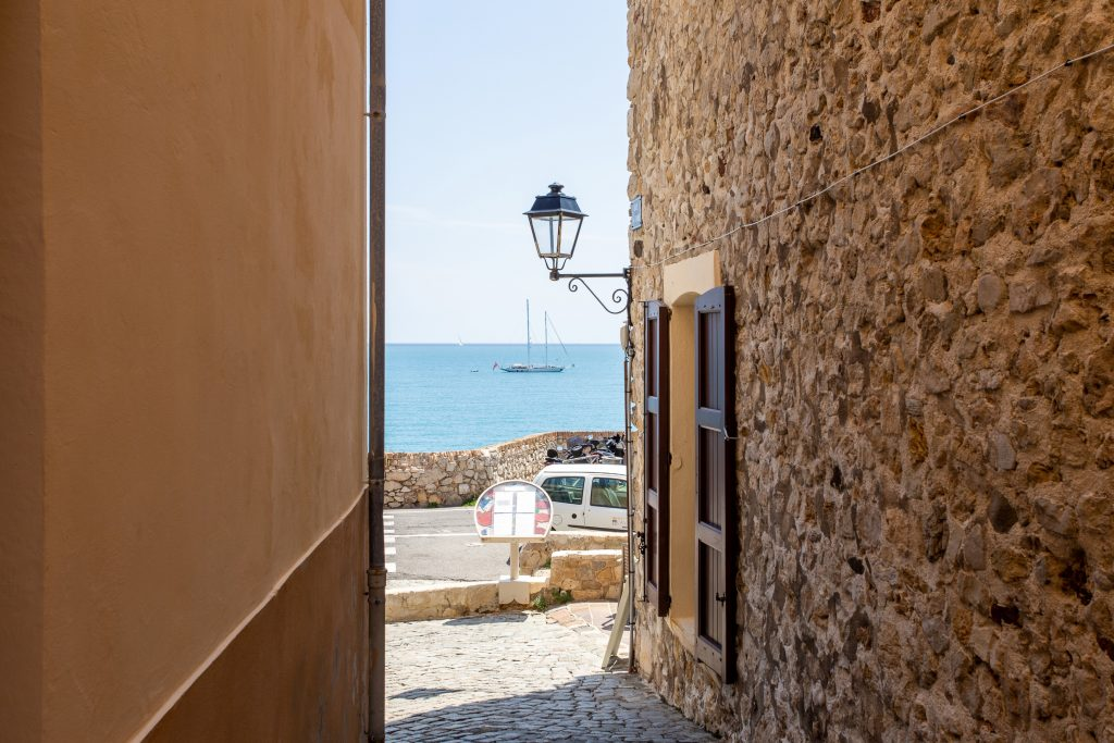 Porte de l'Orme - Luxury apartment - sea view