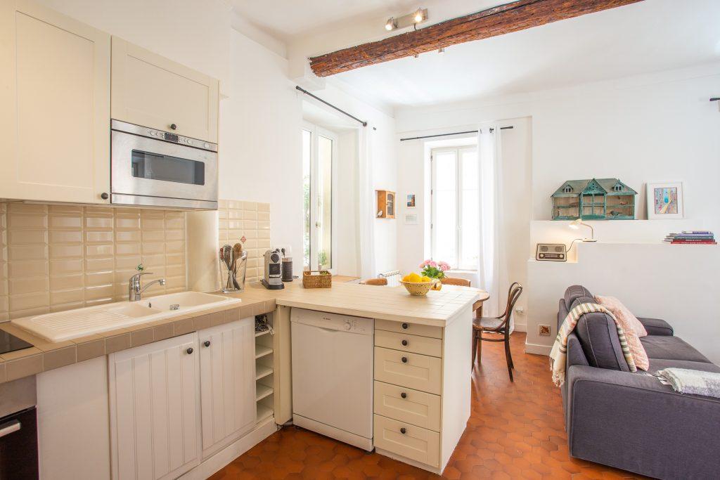 Porte de l'Orme - Luxury apartment - Kitchen